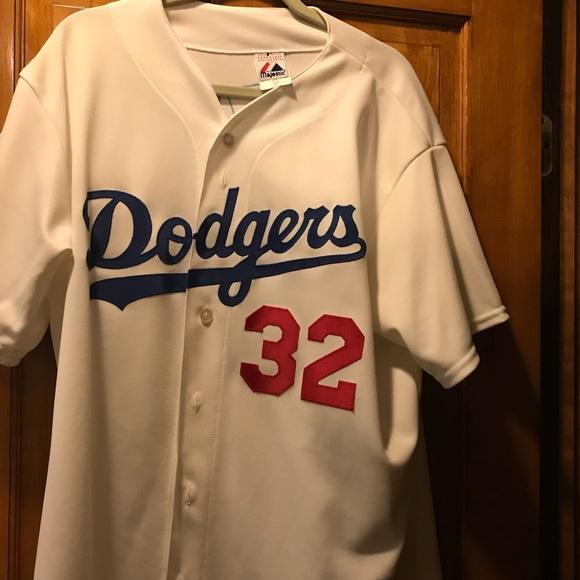 big sale ad4fc fcbca Sandy Koufax LA Dodgers jersey throwback